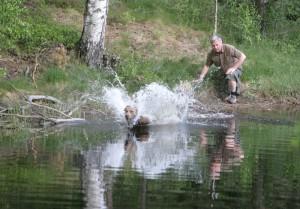 Provstart vattenapportering